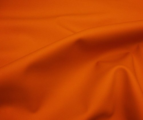 Orange Contract Commercial Marine Grade Upholstery Vinyls Faux Leather Fabric Per ()