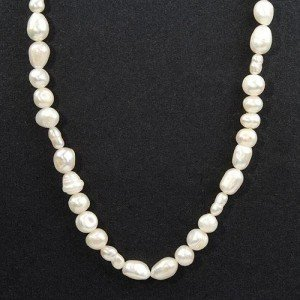 298cc4d5629f Buy Online - Collar de perlas de rio  Amazon.es  Joyería