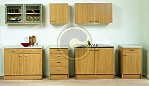 Kitchen kit pens. 2ac 100x33x54h 45511-41 fag