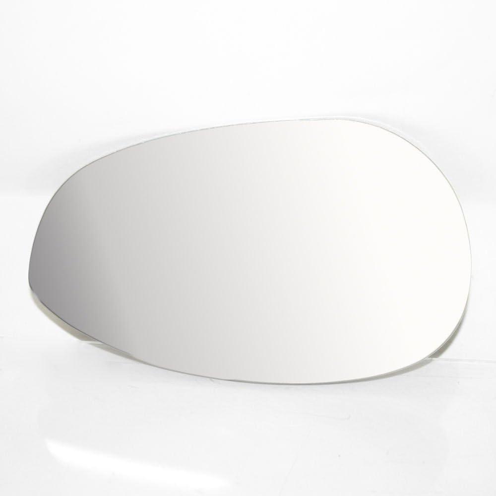 Aile gauche chauffant en verre miroir /à clipser OEM 71740498