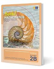 think! Mathematics Secondary Textbook 2B (8th Edition)