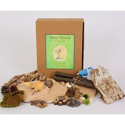 Toy Fairy House - Build Your Own Fairy House by ogh-fairyhouse: Toys & Games