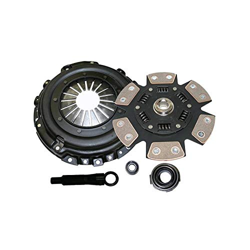 Competition Clutch 8037-1620 Clutch Kit(2002-2008 Acura RSX Stage 4-6 Pad Ceramic)
