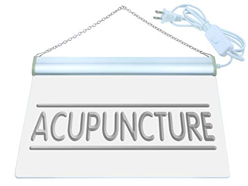 ADV PRO Acupuncture Center Treatment LED Sign Neon Light Sign Display i807-b(c)