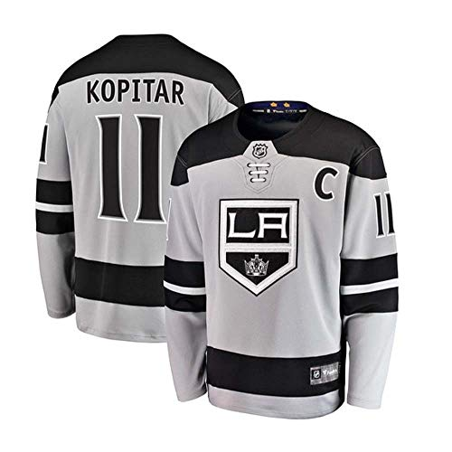 (Custom Los Angeles Kings Hockey Jersey NHL Jersey for Kids Boys Youth)