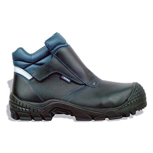 Cofra 26640-000.W39 Welder Bis Uk S3 Hro SRC Chaussures de sécurité Taille 39 Noir