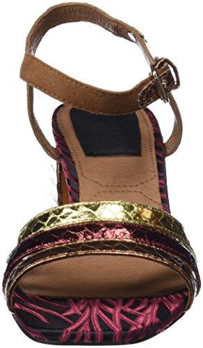 Col Aperta Scarpe Gioseppo Punta 44375 Tacco Multicolore multicolor Donna zRAOEq