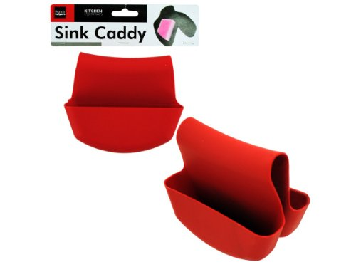 Saddle-style sink caddy - Case of 24 by bulk buys