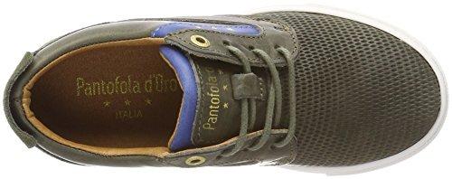 Pantofola dOro Jungen Vigo Ragazzi Low Sneaker Grün (Olive)