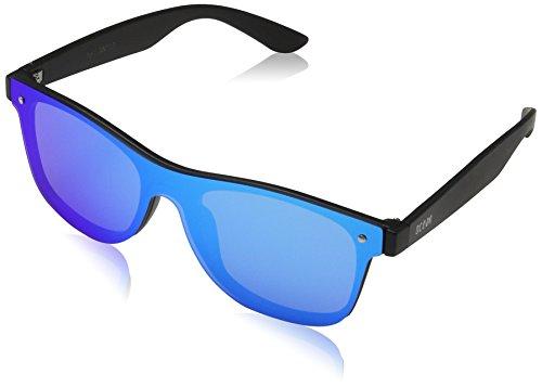 Ocean Sunglasses 18302.3 Lunette de Soleil Mixte Adulte, Bleu