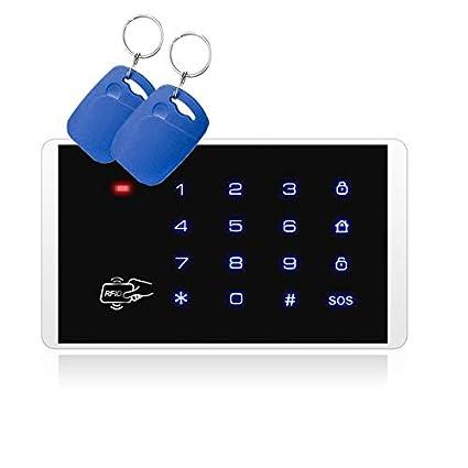 Kerui K16RFID - Teclado táctil para el sistema de alarma ...