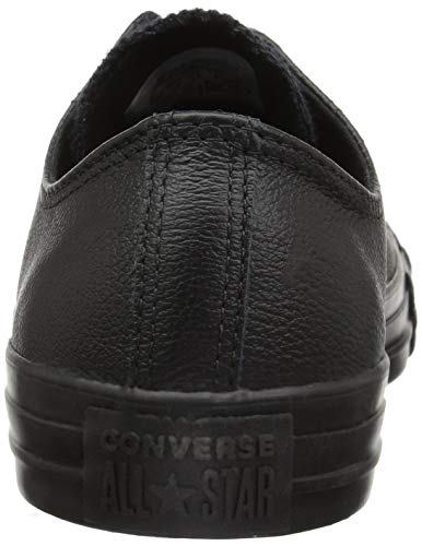 All Ox Leather Star Converse Black Shoes Black Mono zdSwqRpn
