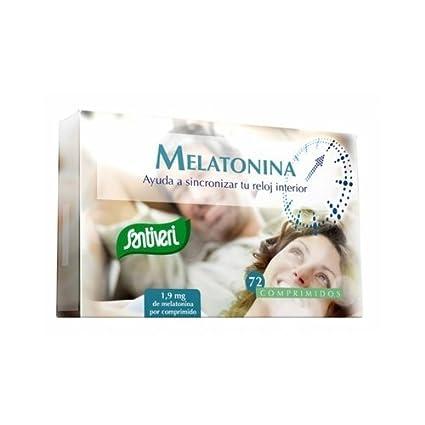 Melatonina 60 comprimidos de Santiveri