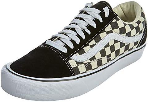 Vans Old Skool Lite Sneaker For Men,Black & White,43 EU