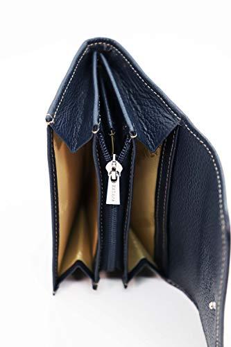 Couleurs 953041 Monnaie Réf En Marine Porte 11 Disponible Cuir orange Katana Bleu xC1Xw0Bqn