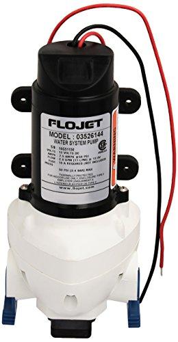 Switch Flojet Pressure - Flojet 03526-144A Triplex Diaphragm Automatic  Water System Pump, 2.9 GPM 50 PSI, 12 volt DC