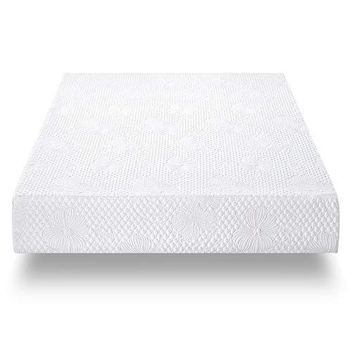 Olee Sleep F09FM01MOLVC 9' Cool I-Gel Multi Layered Memory Foam Mattress,...