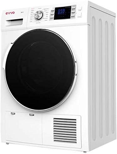 Secadora EVVO S3.8 Condensación 8 kg - Marca Española - 4 años de garantía - Color blanco