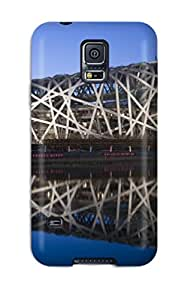 Hot Design Premium SiKQzdc3292KTiZv Tpu Case Cover Galaxy S5 Protection Case(beijing City )