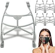 Face Mask Holder Inner Support Frame 3D Bracket for Cloth Masks Insert Protect Lipstick Makeup Easy Breathing