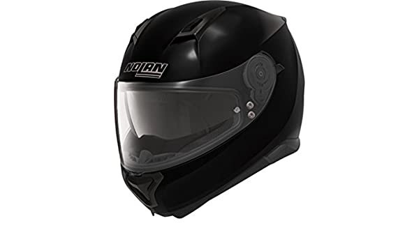 Amazon.es: Nolan N87 Special Plus casco de moto integral de policarbonato N-Com color negro metalizado