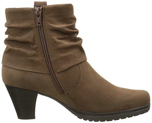 Ankle Brown Gabor Boots Women's Brignall wOxEAnxI