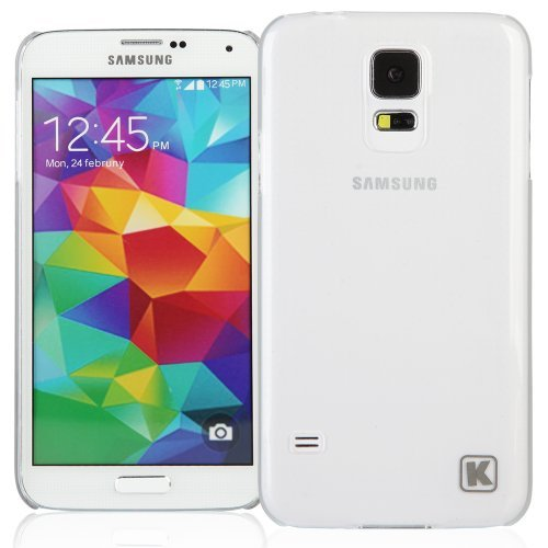 KAYSCASE Slim Hard Shell Cover Case for Samsung Galaxy S5