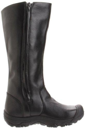 Amazon.com | KEEN Women's Silverton Waterproof Winter Boot, Black, 10.5 M  US | Snow Boots