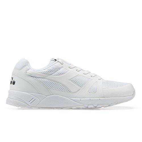 Diadora - Chaussures de Sport RUN '90 FWD II pour homme et femme 20006 - BLANC DbVglFwTNw