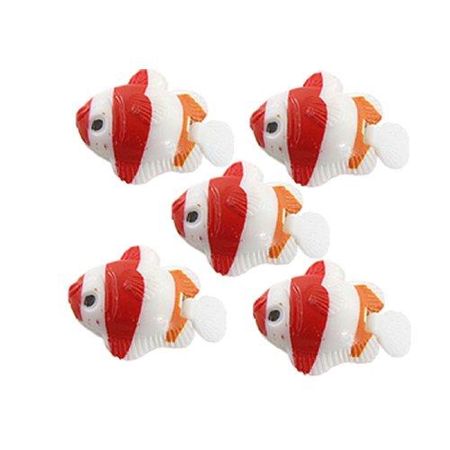 jardin-aquarium-plastic-floating-fish-tank-ornamental-fish-5-piece