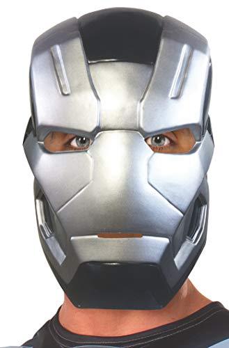 Marvel Men's Captain America: Civil War Machine Half Mask, Multi, One Size]()