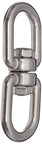 marine-mooring-1-4-eye-to-eye-swivel-304-stainless-steel-silver-tone