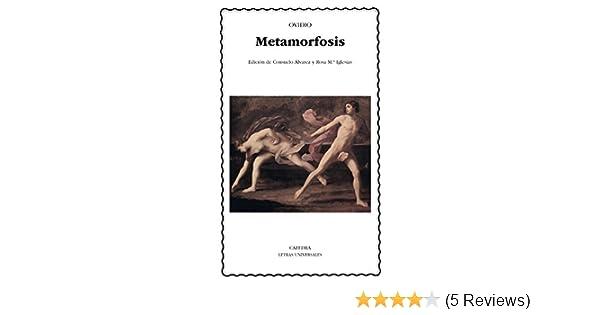 Metamorfosis / Metamorphoses (Letras Universales / Universal ...