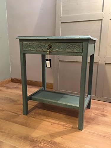 Mesa consola en decapé: Amazon.es: Handmade