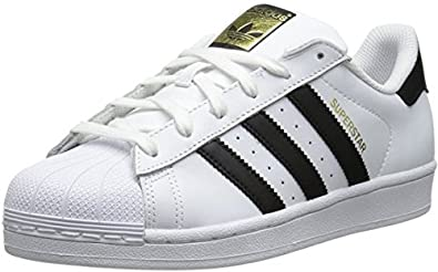 adidas white and gold
