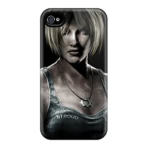 Sihaicovers666 LaK14509bFyK Cases For Iphone 6 With Nice Gears Of War 3 Anya Appearance
