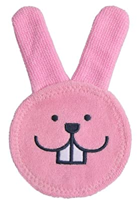 MAM Oral Care Rabbit - Pink