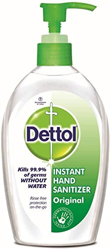 Dettol Instant Hand Sanitizer (200 ml)