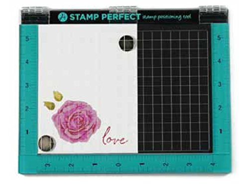 Hampton Art HAMAC0710 Stamp Perfect Tool (Hampton Stores)
