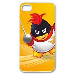 Penguin CUSTOM Cover Case for iPhone 4,4S LMc-24365 at LaiMc