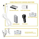 Charger Kits for Wii U Gamepad, AC Power Adapter