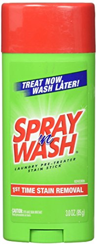 Stain Pre Cleaner (Spray 'n Wash Pre Treat Stain Stick - 3 Ounce)