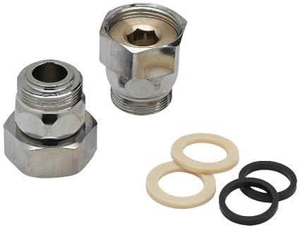 T&S Brass B-0466 Chicago/Zurn Wall Mount Faucet Adapter - Faucet ...