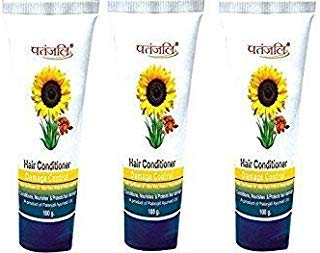 Patanjali Hair Conditioner Damage Control 100gm (Pack of 3) - Pamherbals®