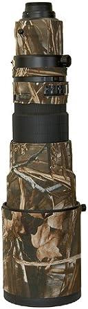 Camouflage Neoprene Camera Lens Protection LensCoat Lens Cover for Nikon 500mmVR Forest Green Camo lenscoat