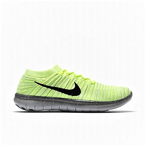 Rn Pour 004 Motion 834584 Vert Flyknit Baskets Free De Nike Homme Running wHxaqaOI