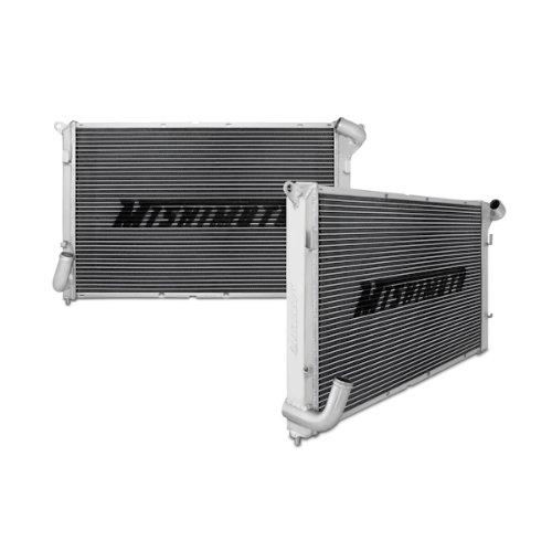 Mishimoto MMRAD-TINY-01 MINI Cooper S Performance Aluminum Radiator, 2002-2008, Silver