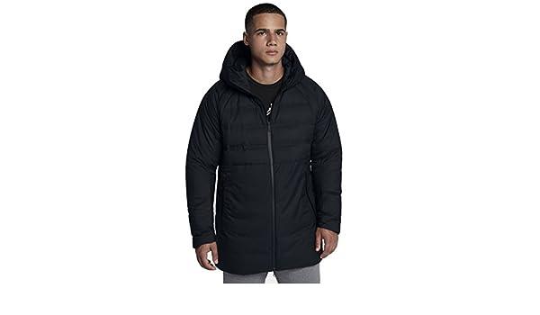 cada35a04534 NIKE Jordan AeroLoft HD Parka Mens Down Jacket Large Jackets