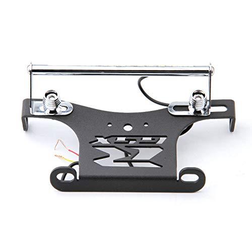 (Oyocycle Fender Eliminator Plate Bracket for 2006-2010 Suzuki GSX-R 600/750 License Plate Holder Bracket)