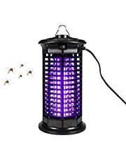 Fly Mosquito Killer,Electric Bug Zapper - Insect Eliminator or Flying Bug Trap Weather Resistant Electronic Lamp for Indoor and Outdoor Patio